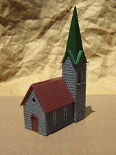 CLASSIC ~ VILLAGE CHURCH by FALLER ~ Mayhayred Trains N Scale Lot