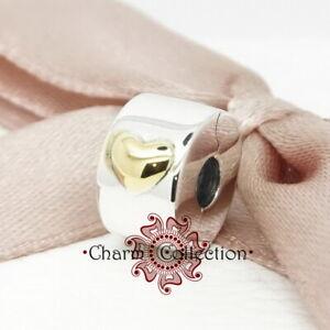 Pandora, S925 Heart Bracelet Charm, NEW, 792080