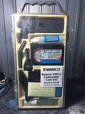 Ambico Vhs Kit V 0799 Pulizia Cassette Cam Correr Telecamere Vintage Testine
