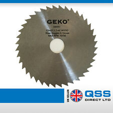 Angle Grinder Saw Blades NON-TIP Wood Cutting Disc Circular saw blade 125x22x40T