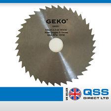 SMERIGLIATRICE ANGOLARE lame di sega non-tip legno taglio disco circolare sega 125x22x40t