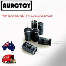 Plasma Monitor Capacitor Repair Kit for SAMSUNG TV LA52A610A3F with Solder OZ