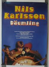 DX230 - KINOPLAKAT - NILS KARLSSON Däumling - Oskar Löfkvist