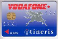TELECARTE GSM SIM COLLECTOR .. FRANCE ITINERIS GEMPLUS VODAFONE +N° PUCE/NEUVE