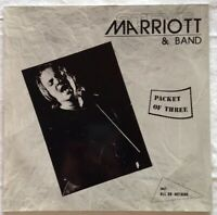 "STEVE MARRIOTT 1986⚠️Unplayed⚠️ 12""LPPacket Of Three-Bellaphon-25507006-Germany"