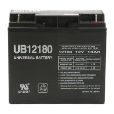 UPG 12V 18AH Replacement Battery for Jump n Carry JNC660 JNCAIR JNC 660 JNC4000