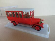 923J CEF Replex 43 Bus Magirus Deutz Type 2C V110 1919 Rouge 1:40