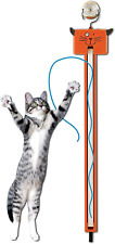New listing Moody Pet Fling-Ama-String Cat Toy