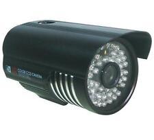"Sunvision 1000TVL Outdoor HD Bullet Camera 1/3"" CMOS 48 IR LEDs 3.6mm Lens (51)"