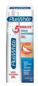 Plus White 5-Minute Premier Speed Whitening Gel 2.0 Ounce