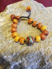Amber Stone Bracelet Jewelry for Bema