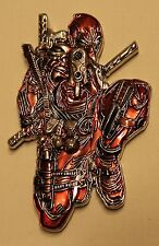 Deadpool Rated CPO Limited Edition Goat Locker Chief's Mess Navy Challenge Coin