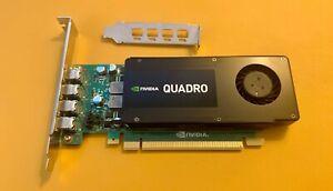 NVIDIA Quadro K1200 4GB GDDR5 Graphics Card PCI Express 2.0 x16  4x4K - next day