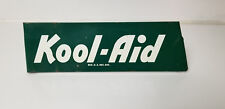 Vintage Kool Aid Sign Store Display