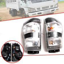 LH RH Isuzu ELF 175 GMC W-Series NPR NKR NQR NHR Corner Light Lamp Bulb 05 06 07