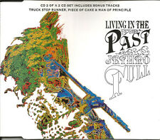 Ian Anderson JETHRO TULL Living in the past w/ 3 UNRELEASED TRX CD single SEALED
