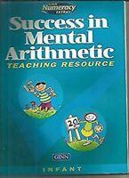 Success IN Mental Aritmética Libro en Rústica Marjorie