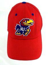 Kansas Jayhawks Dad Hat Cap Adjustable Strapback OSFM NCAA KU KS