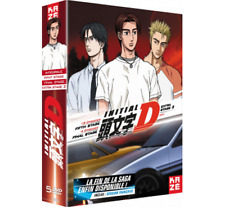 INITIAL D - FIFTH STAGE + FINAL STAGE + EXTRA STAGE 2 - 5 DVD