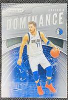 LUKA DONCIC 2019-20 PANINI PRIZM DOMINANCE CARD #20 MAVERICKS BASKETBALL LD2