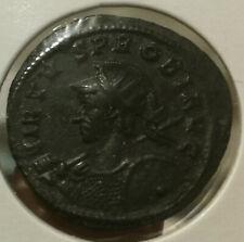 Probus , Billon Antoninien, Ticinium, (277) revers SOL CONSERVAT AVG