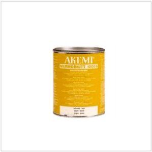 Akemi Epoxy Resin Black 1 Litr Travertine Marble Granite Tile Hole joint Filler