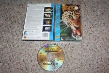 San Diego Zoo Presents The Animals (Sega Cd) Complete