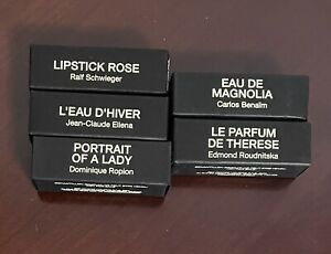 FREDERIC MALLE EDITIONS DE PARFUM OFFICIAL PERFUME SAMPLES ~ Pick any Scent