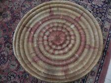 panière fruit champignon pain en osier, rangements, plat osier