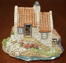 """Lilliput Lane Cottages-""""Mair Haven"""" - In original box, Slight Damage."""