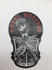 "Metal Mulisha stickers ""Remains""  Sticker --Free Shipping"