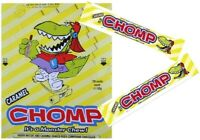 Cadbury Chomp x 60 Pieces 30g Bars Chocolate Caramel Wafer Bar Party Favors