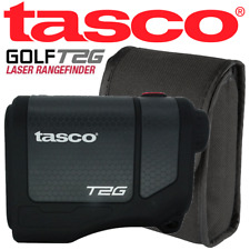"""NEW 2018"" Tasco T2G Golf Telemetro Laser +3 BATTERIE GRATIS & Custodia/Bushnell"