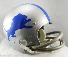 DETROIT LIONS 1962-68 REPLICA TK Suspension Helmet
