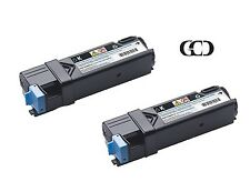 2X Quality BLACK Toners for DELL Color Laser 2150, 2150CN, 2155, 2155CN, 2155CDN