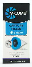 Licetec V-comb A1 & Supra Capture Filters X 6