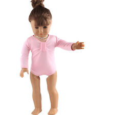 2017 Handmade Swimsuit dress for 18inch American girl doll party b209