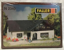 Faller N 2340: Winkelbungalow, neu, OVP