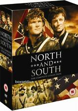 NORTH AND SOUTH - COMPLETE MINI SERIES - BRAND NEW DVD