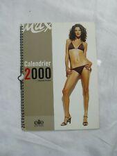 CALENDRIER ELITE 2000