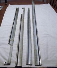 """1963 FORD GALAXIE 500 XL """"fFOUR DOOR"""" SIDE MOLDING     4 PIECES ***"""