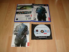 FAHRENHEIT DE QUANTIC DREAM ATARI PARA LA SONY PLAY STATION 2 PS2 USADO COMPLETO
