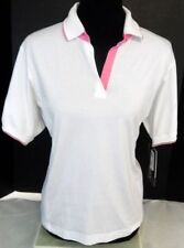 Bright Lily's Of Beverly Hills Pink Knit V Neck Vest Silk And Cotton Size Large A Great Variety Of Goods Tops Sporting Goods