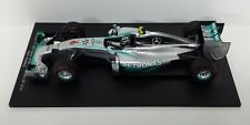 1/18 Spark-model - Mercedes F1 W05 Hybrid N°6 Winner Monaco GP 2014 18s141