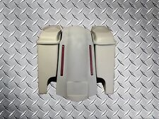 Harley Davidson Street Glide Stretched Saddlebags & Fender w/ Brake Lights FLHX