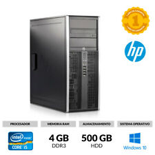 ORDENADOR HP 8300 ELITE MT CORE I5-3470 3,20GHz 4 GB RAM 500 GB HDD WINDOWS 10