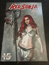 """Red Sonja#1 Incredible Condition 9.4(2017) """"Cosplay Variant"""""""