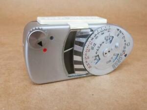 Leitz Leica Leicameter MC Light Meter Chrome