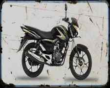 Bajaj Discover 125M 14 01 A4 Foto Impresión moto antigua añejada De
