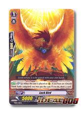 Cardfight Vanguard  x 4 Luck Bird - TD04/011EN - TD (common ver.) Mint